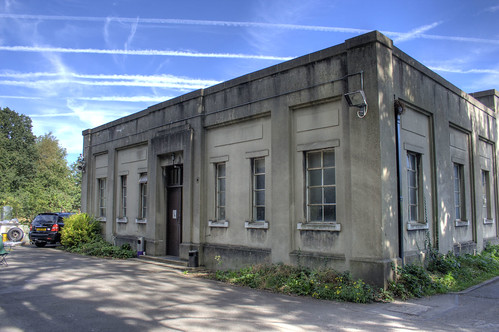 British Railways Woking Electrical Control Room
