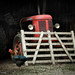 Little Red Tractor by gms