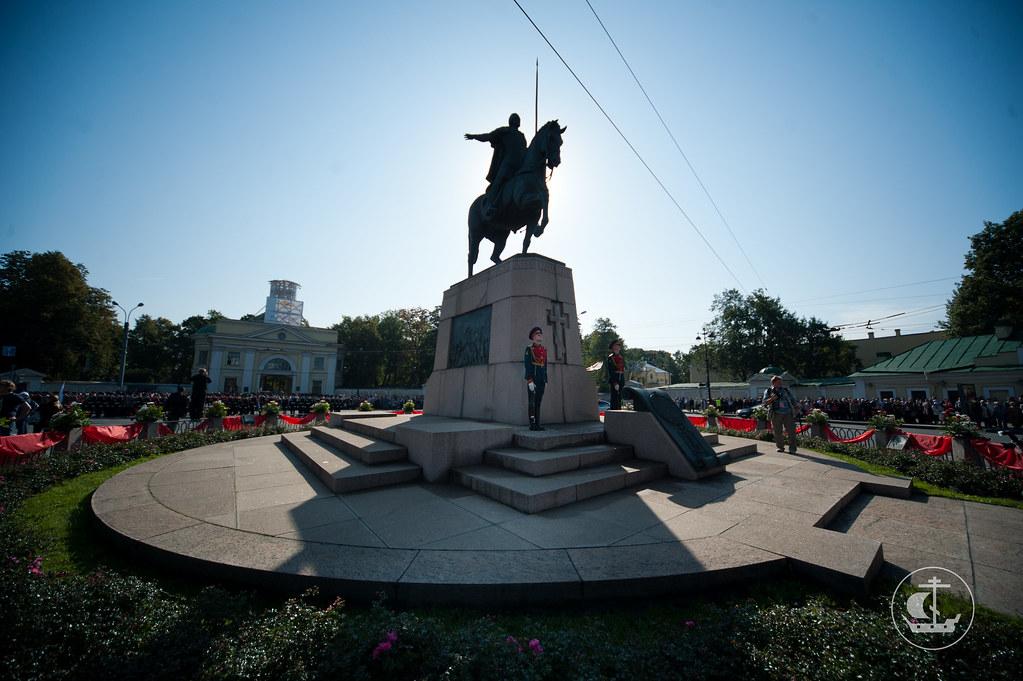Памятник св. блгв. кн. Александру Невскому