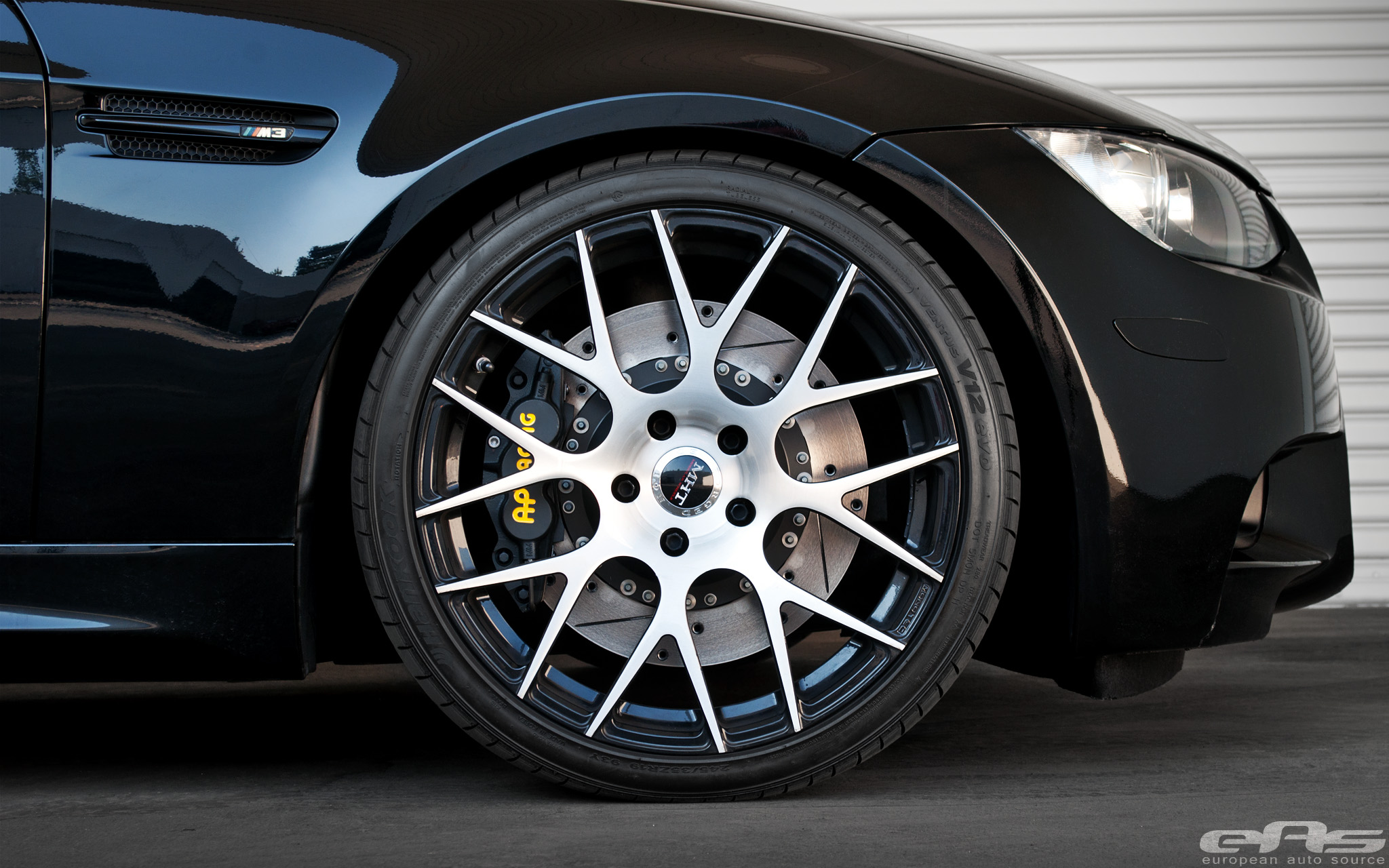 Howie S Vf620 M3 Gets Ap Racing Brakes Bmw Performance