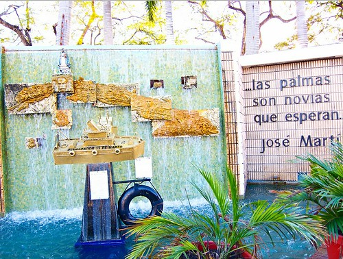 folk art in Little Havana (by: Laura Tomas Avellano, creative commons)