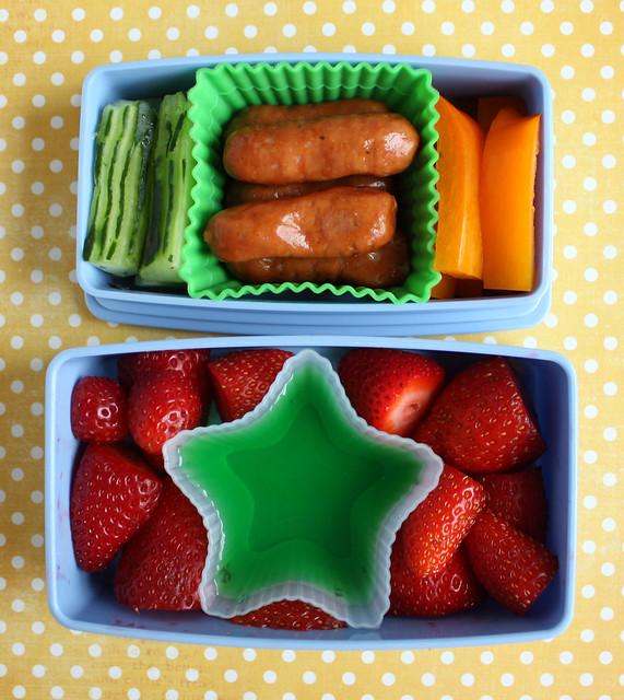 Preschool Bento Box #328