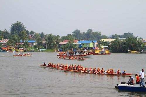 Kuching Regatta 2012