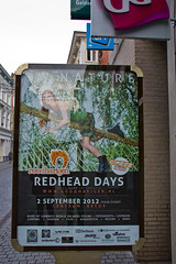 Breda - Redhead Day 2012 (Journée des roux/rousses ^^)