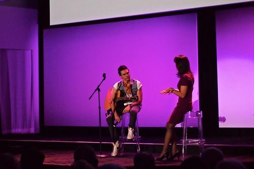Matthew Koma Listens to Elysa Gardner