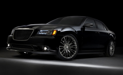 Chrysler and fashion designer John Varvatos team up for special edition 300 sedans