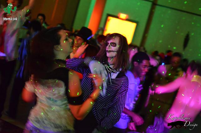 SaboDark Rave - Saboten Con 2012 09-02-12