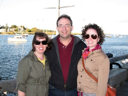Newburyport w/ Mom & Dad