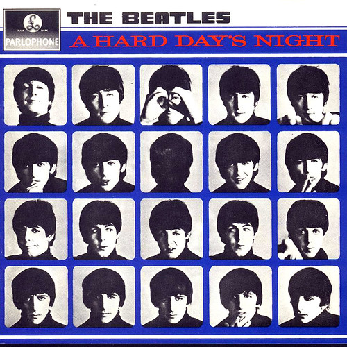 Inspiration for 37/52 | The Rebels: A Hard Day's Night by egerbver