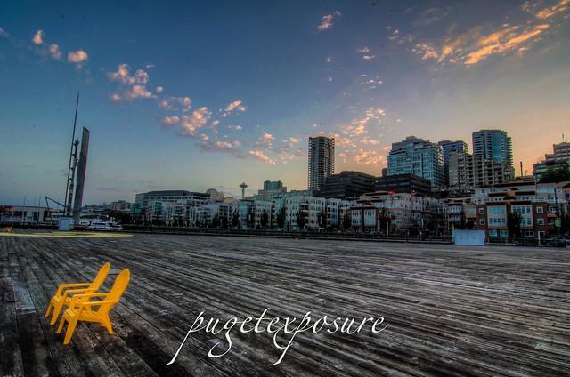 Seattle Pier 62/63