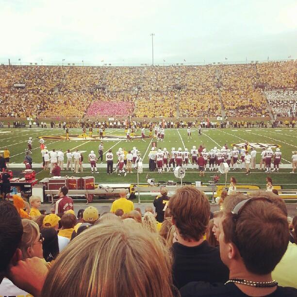 Amazing seats!