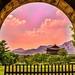 through 경복궁 gate by cloud.shepherd