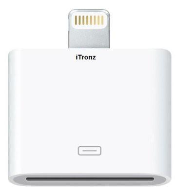 Comienzan a llegar los adaptadores Lightning para el iPhone 5