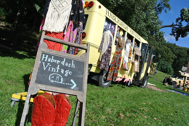 Haberdash mobile shop