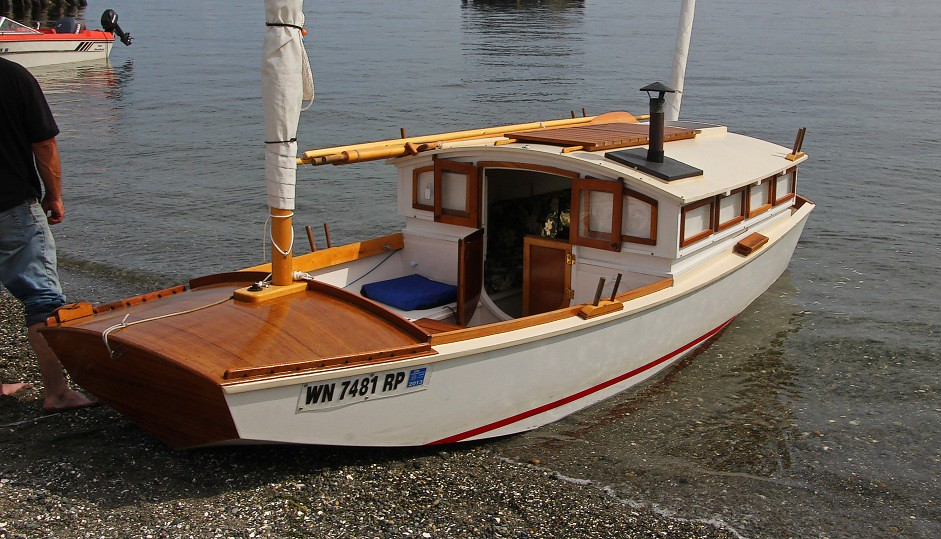 Port Townsend Wooden Boat Show photos - Page 3