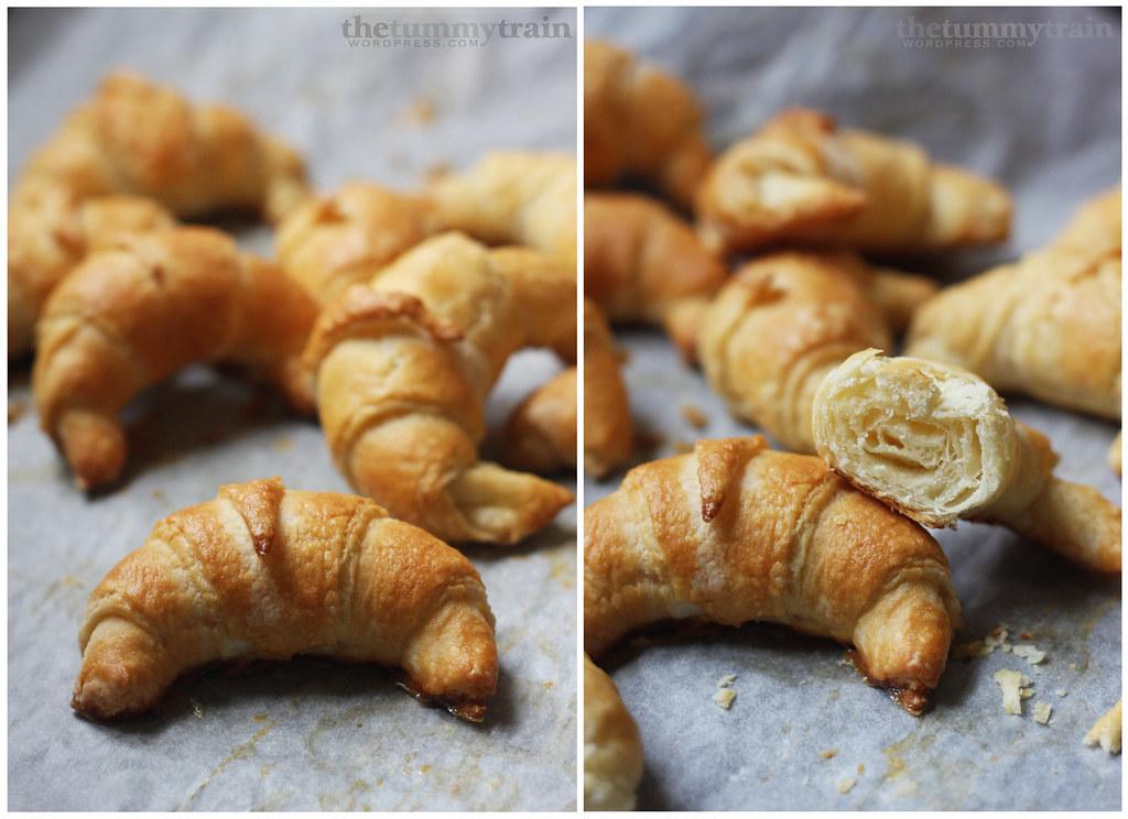 Le croissants :)