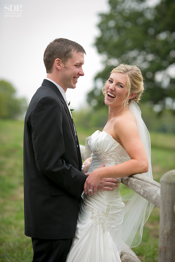Shawnee Mission Park wedding photos