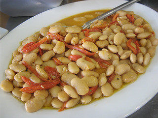 Mediterranean White Bean Salad from New School of Cooking