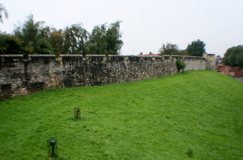 City Walls, York