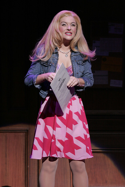 Musical omg legally blonde the