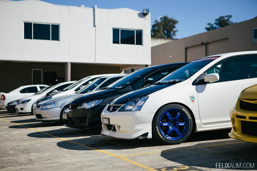 Honda Nationals 2012