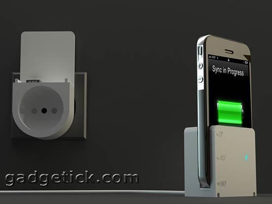 DockOff зарядное устройство для iPhone
