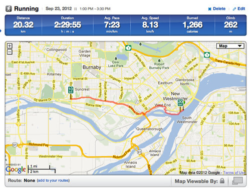 2012-09-23 20 km run