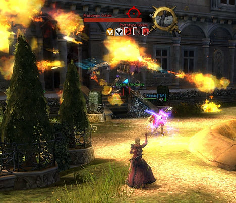 Guild Wars 2 Caudecus's Manor Dungeon Guide
