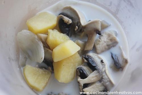 Crema de champiñones Prodieta (4)