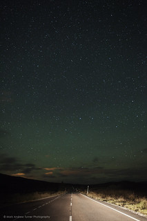 Rannoch Moor By Night