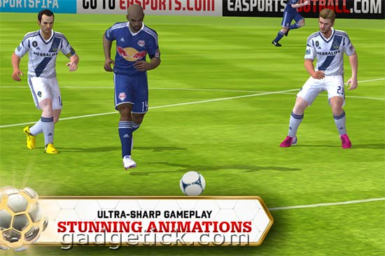 FIFA Soccer 13 для iPod touch 3