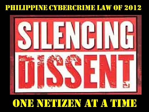 Cybercrime prevention act of 2012