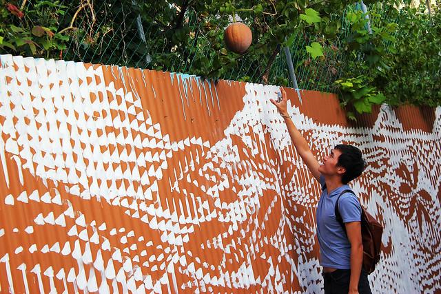 Buksudong Mural Art Alley