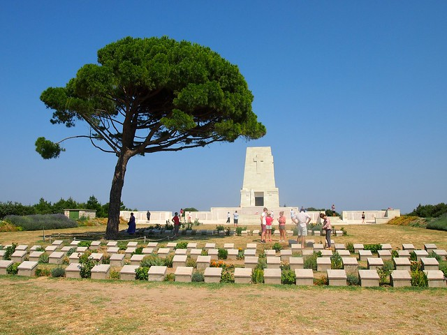 Lone Pine Cemetery, Gallipoli