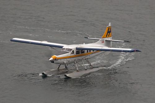Harbour Air De Havilland Canada DHC-3T Vazar Turbine Otter C-FRNO