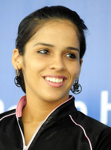 Saina Nehwal by Chindits