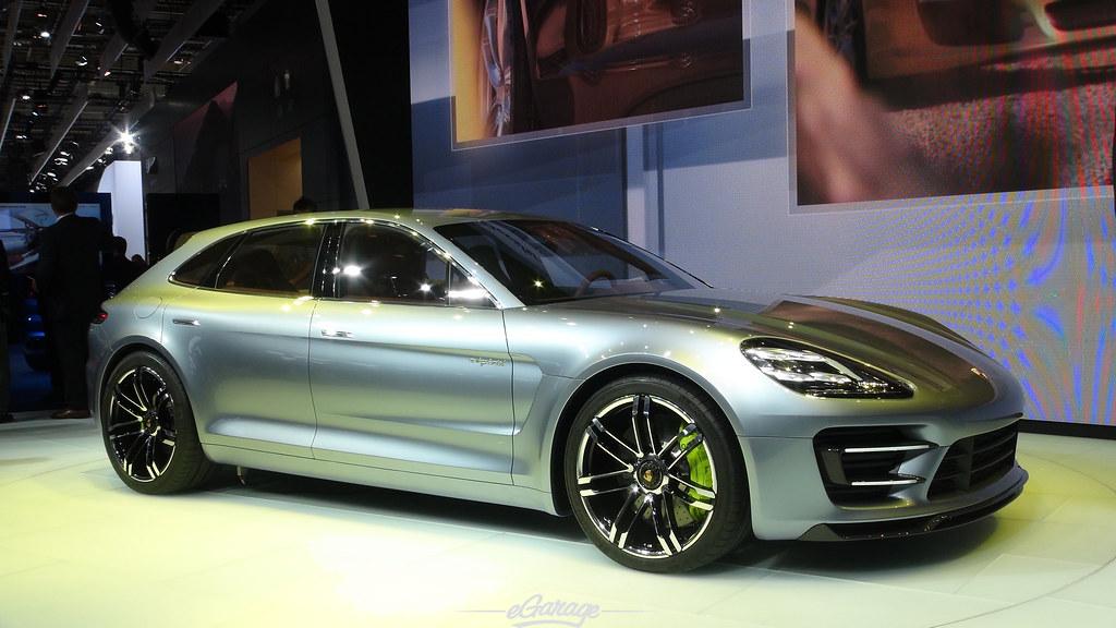 8034739195 414a78128c b eGarage Paris Motor Show Porsche Sport Turismo