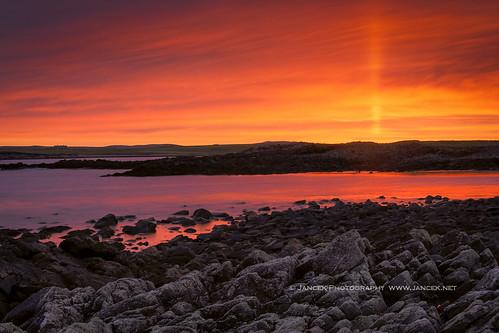 morning ireland sunset sea cloud sun house rock sunrise rocks more mayo skala rano irsko jancek jancekphotography wwwjanceknet