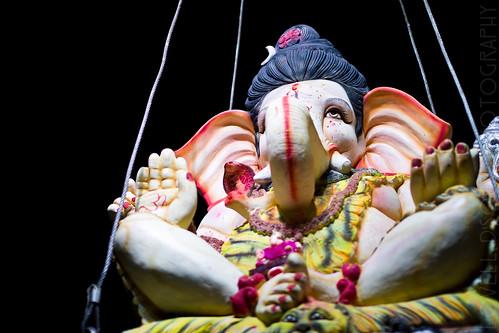 Faith - Ganesh Chaturthi, Hyderabad