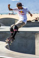 Venice - Steve Martinez - Red Bull 5-Oh