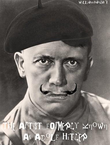 Adolf Hitler As An Artist The WilliamBanz...
