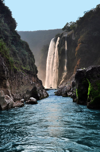 rio san luis michel cascada huasteca potosi tamul tampaon potosina reyescontreras