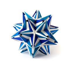 Kusudama  origami  kusudama asterix Join Group Origami