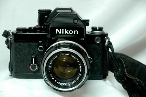 Nikon F2S