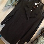 Catherine Andre coat from tag sale in Great Neck