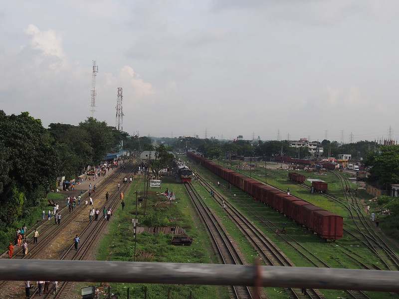 Bangladesh Railway Station