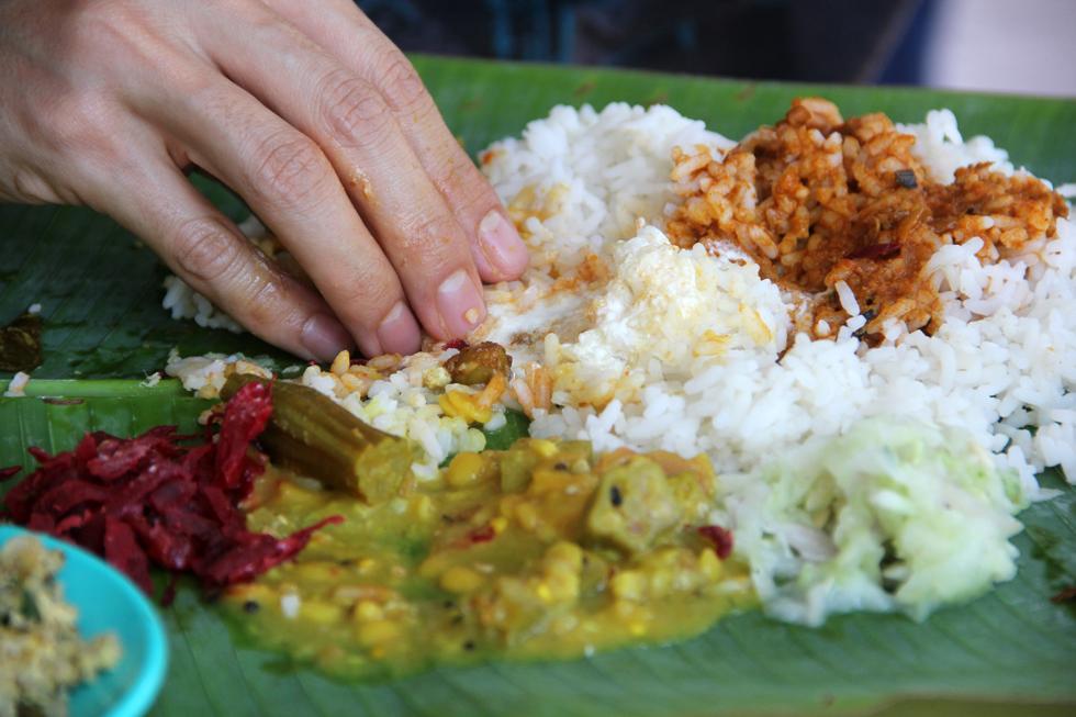 Chettinad Cuisine in Kuala Lumpur