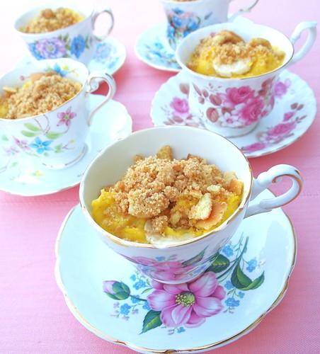 Banana Pudding with Vanilla Wafer Crumble