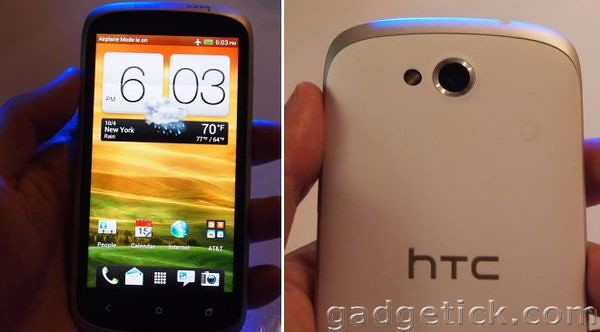 характеристики HTC One VX