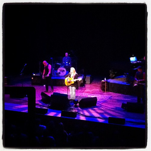 Mary Chapin Carpenter!